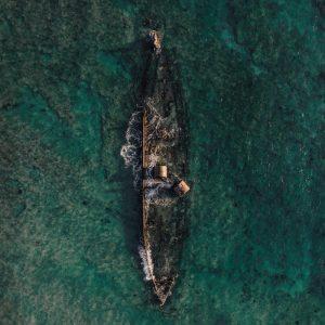 Mildura Wreck, Exmouth, Western Australia